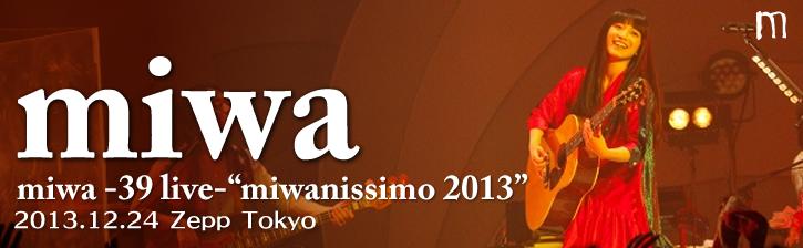 miwa -39 live-